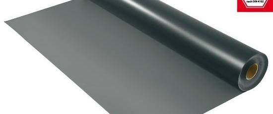 PVC Tanzboden B1: 100m²