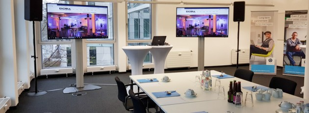 Corporate Event mit NFON